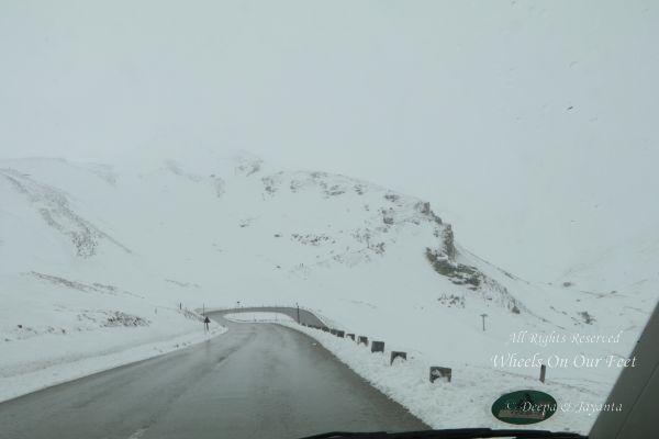 Day tour of Grossglockner Glacier, Austria