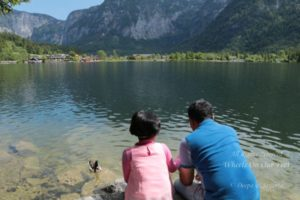 Sight Seeing in Hallstat, Austria