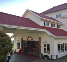 Hotel Review -- The Fog in Munnar, Kerala