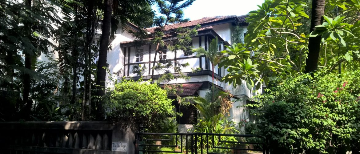 Bungalows in Bandra, a fast disappearing heritage