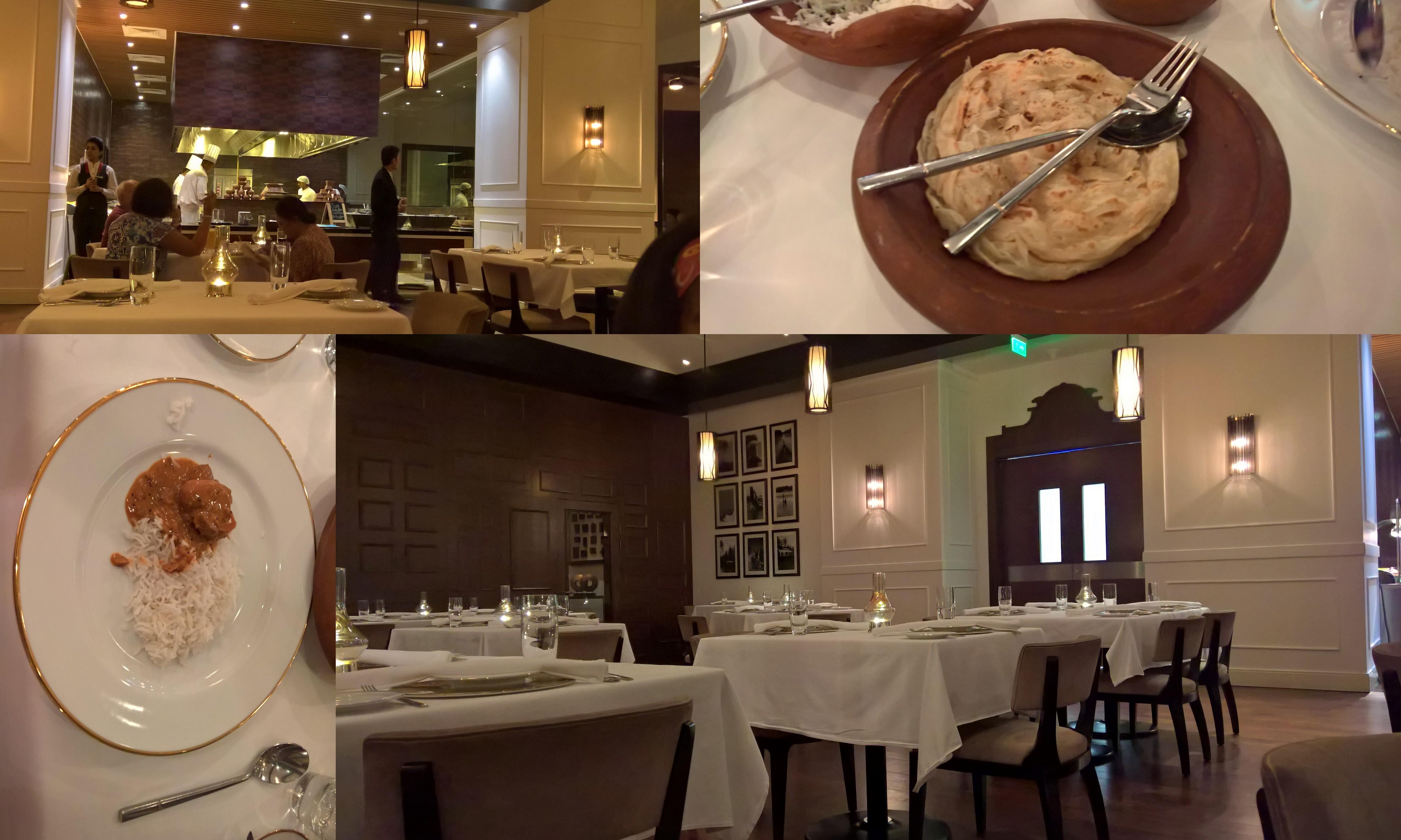 Cava At Kochi Marriot In Kerala Restaurants