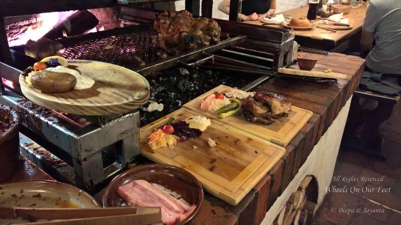 Best restaurants of Cesky Krumlov, Czech Republic