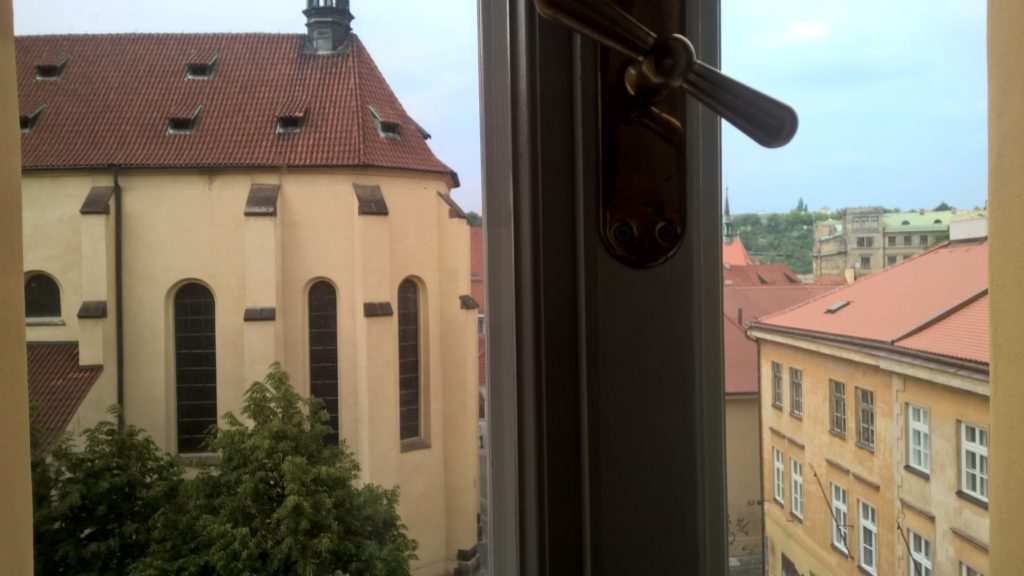 Where to stay in Prague -- Review of Hotel Hastal in Prague, Czech Republic