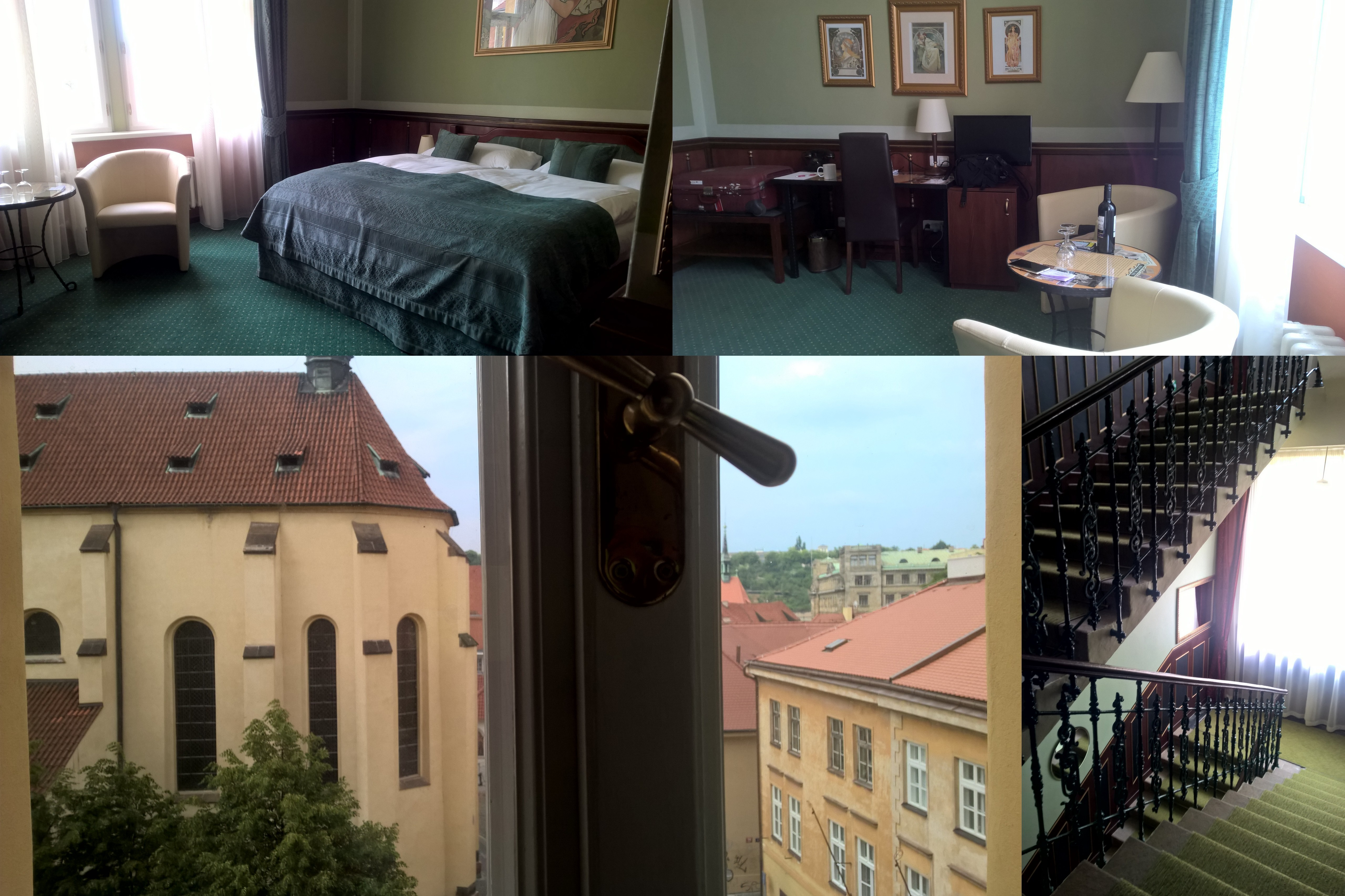 Where to stay in prague review of hotel hastal in prague for Best place to stay in prague