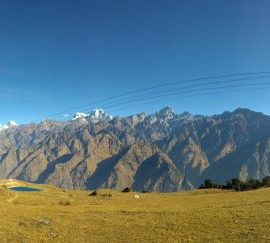Holiday in Auli, Uttarakhand