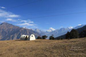 Holiday in Auli, Uttarakhand