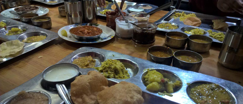 Andhra Bhavan Canteen in Delhi (