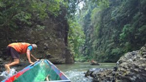 Day Trip to Pagsanjan Falls, Phillippines