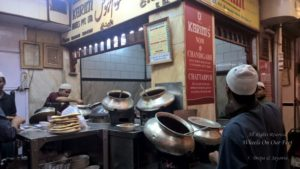 Ramadan Feast in Jama Masjid, Old Delhi