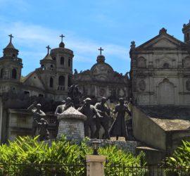 Sight-seeing in Cebu, Phillippines