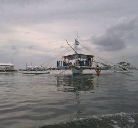 Island hopping in Cebu, Phillippines