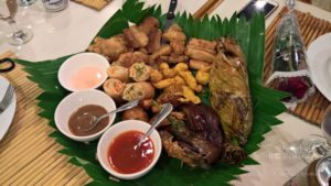 Local food in Phillippines