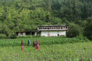 Fishing in Tirthan Valley