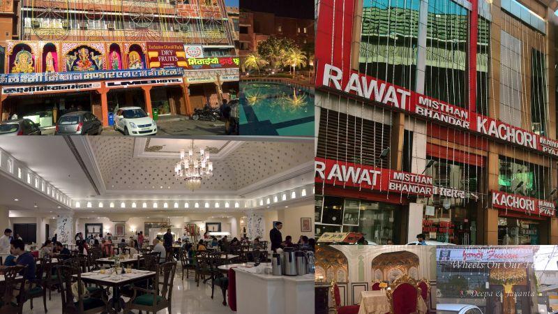 Do-Not-Miss Restaurants, Eateries of Jaipur