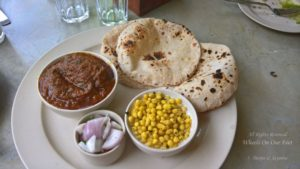 ihari food at Bihar Niwas's Potbelly, Delhi