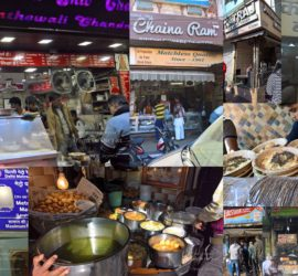 Discover Delhi -- Old Delhi Food Trail to discover Delhi's iconic food stalls and restaurants