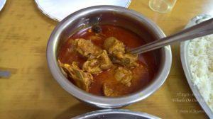 Kashmiri Food at Kashmir BHavan, Delhi