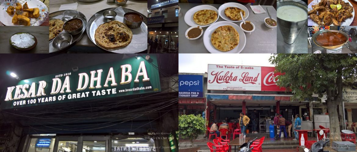 Best Places to Eat in Amritsar -- A Gastronomical Extravaganza